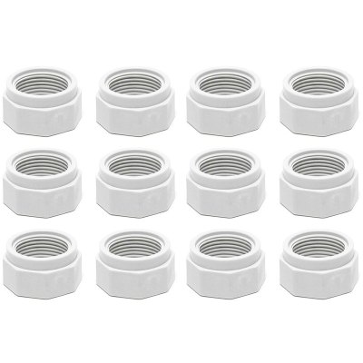 Polaris 180 280 380 480 Feed Hose Nut 25563-115-000 D15 - 12 Pack