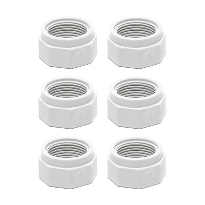 Polaris 180 280 380 480 Feed Hose Nut 25563-115-000 D15 - 6 Pack