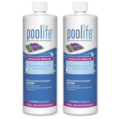 Poolife Swimming Pool Phosphate Remover 62066 - 2 Pack