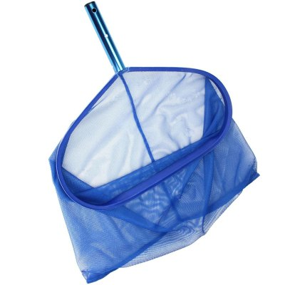 Pooline Swimming Pool Silt Double Net Fine Mesh Leaf Rake 11065A