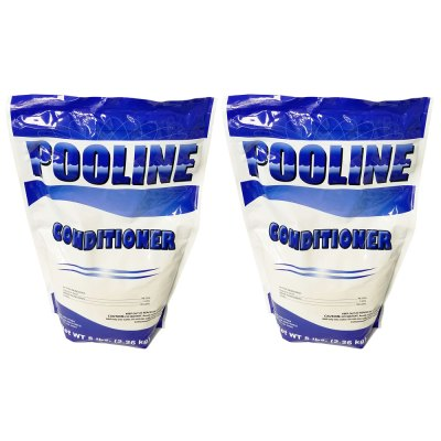 Pooline Pool Conditioner Cyanuric Acid 5lb. TNJ-11947 - 2 Pack