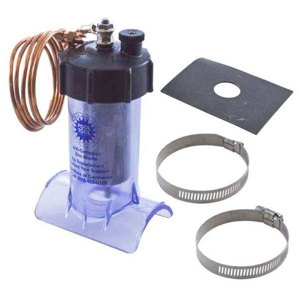 PoolTool 2in. In-Line Zinc Anode Anti Electrolysis 104C-2