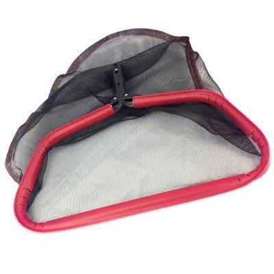 Purity Pool Tuff Duty Leaf Rake Net Red Baron 20 x 20 inch RBTD