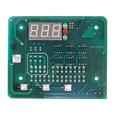 Raypak RHP Heat Pump Digital Control Board H000029