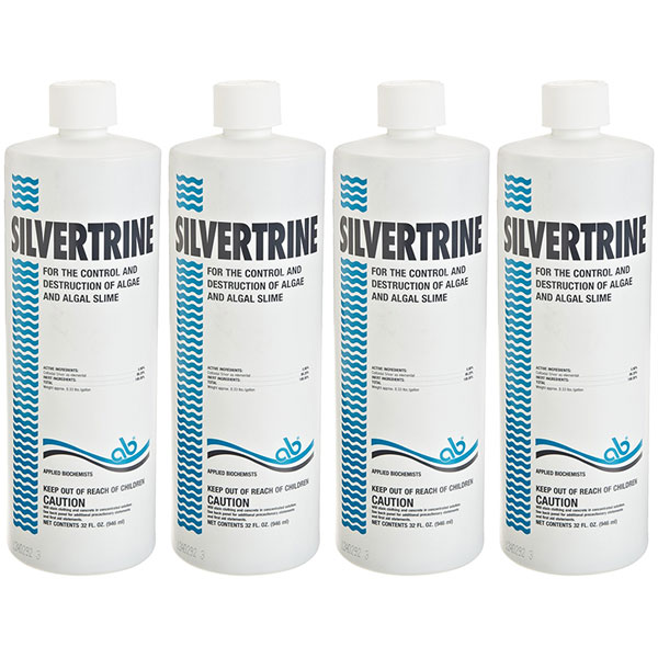 Silvertrine Algeacide Leisure Time 32oz. 403303 - 4 Pack
