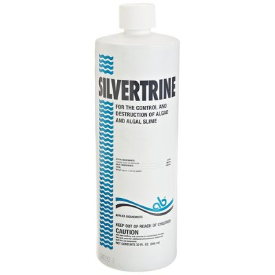 Silvertrine Algeacide Leisure Time 32oz. 403303