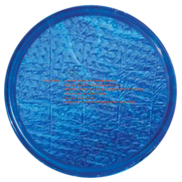Solar Sun Rings Plain Blue Water Anchors 5ft. OD SSRA-101