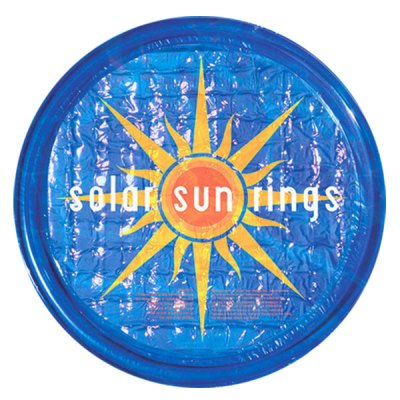 Solar Sun Rings Sunburst Design Water Anchors 5ft. OD SSRA-SB-02