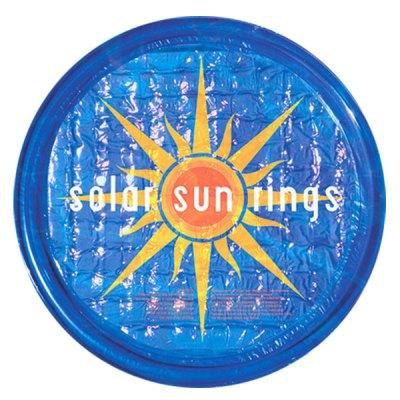 Solar Sun Rings Sunburst Design Water Anchors 5ft. OD SSRA-SB-02