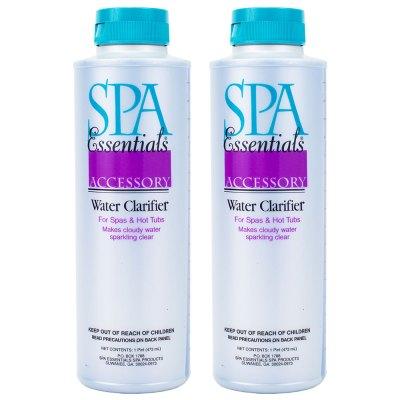 Spa Essentials Hot Tub Water Clarifier 32612000 - 2 Pack