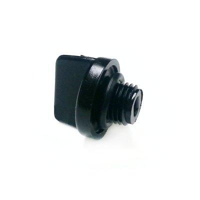 Pentair 0.25 in. NPT Plug with O-Ring Sta-Rite U178-920P