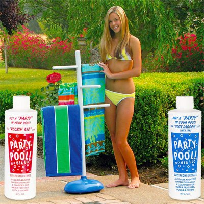 Pool Miscellaneous & Decoration