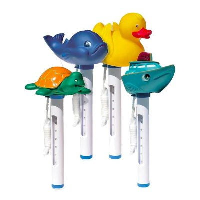 Swimming Pool Spa Floating Animal Design Thermometer MP083B
