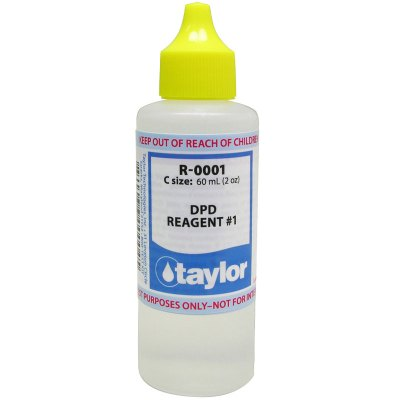 Taylor Dropper Bottle 2 oz DPD Reagent #1 R-0001-C