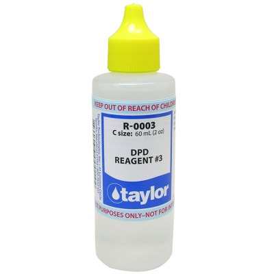 Taylor Dropper Bottle 2 oz DPD Reagent #3 R-0003-C