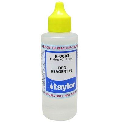 Taylor Dropper Bottle 2 oz DPD Reagent #3 R-0003-C