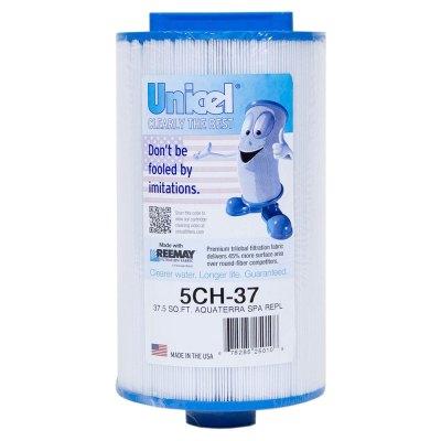 Unicel Aquaterra 303279 Spa Hot Tub Cartridge Filter 5CH-37