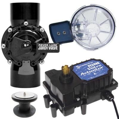 Valves, Actuators & Parts