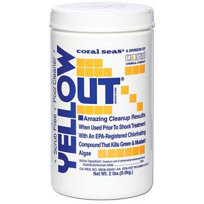 Yellow Out 2 lb. Algea Remover Algaecide 17612COR
