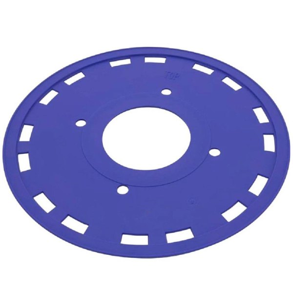 Zodiac Wahoo Pool Cleaner Purple Slotted Disc W70485