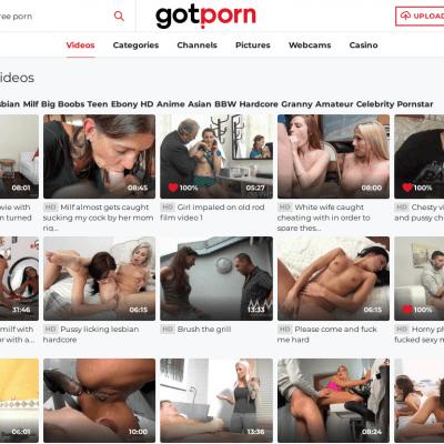 Gotporn - Best Free Porn Tube Sites