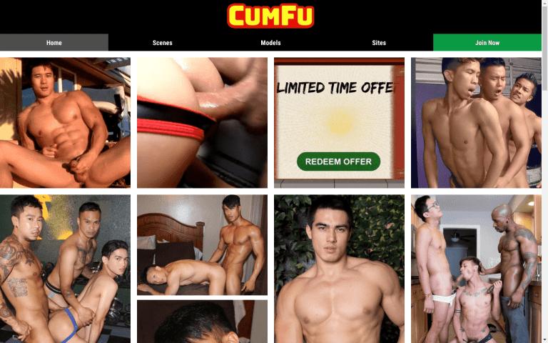 Cumfu - Best Premium Gay Porn Sites