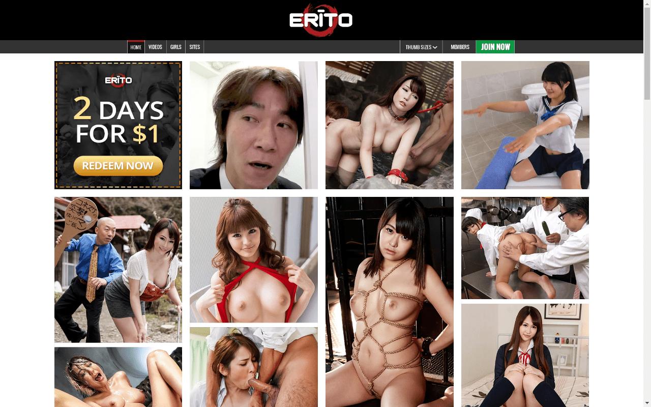 Erito - Best Premium Japanese Porn Sites