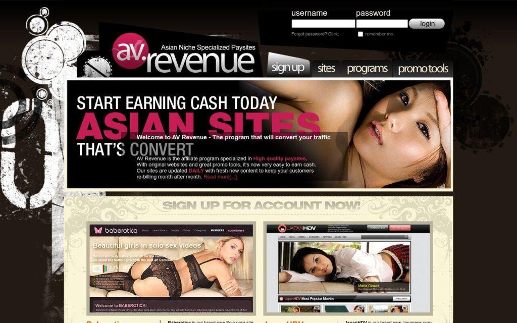 AV Revenue - Best