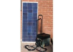 Solar-Generator-Plug-N-Play-100Watt-Solar-Panel