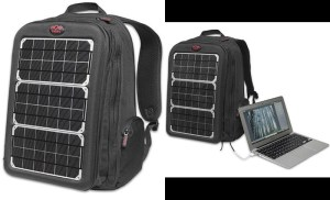 Voltaic Array Solar Laptop Charger