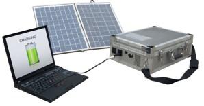 Wagan EL2548 Solar e Case 450