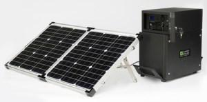 Zamp Solar Generator