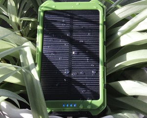 Comsoon Solar Charger 1000mAh