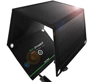 RAVPower 15 Watt Solar Charger