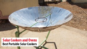 Best Portable Solar Cookers