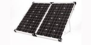 Go Power 120W Portable Folding Solar Kit
