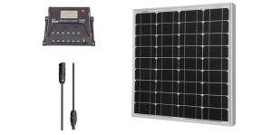 Renogy 50 Watt Solar Panel Bundle