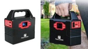 Paxcess Portable Solar Generator