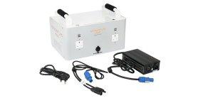 SolarPod Solar Generator