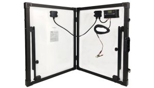 Briefcase Solar Panels for Caravans