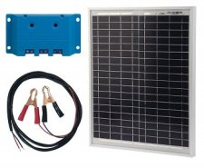 HQST 20W Solar Panel Kit