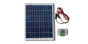 eco-worthy 20w solar panel