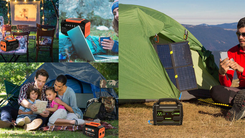 Best Portable Solar Power Systems