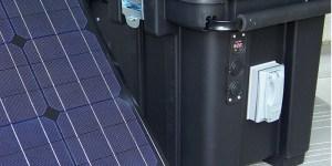be prepared solar generator 2500 watts