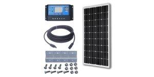 eco worthy 100w solar panel kit