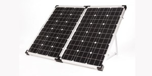 go power 120w portable folding solar kit