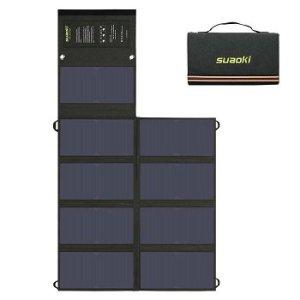 Suaoki 60W Solar Charger