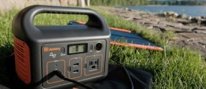 Jackery Explorer 240 Portable Power Station: A Compact and Handy 240Wh Solar Generator