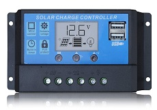ECO-WORTHY 20AMP SOLAR CHARGE CONTROLLER