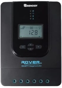 Renogy Rover 40Amp MPPT Solar Charge Controller